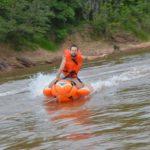 Navegar pelo Rio Araguaia