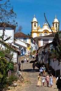 cidades históricas de minas Gerais - Tiradentes