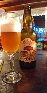 Cerveja de Cogumelos Maringa de Minas
