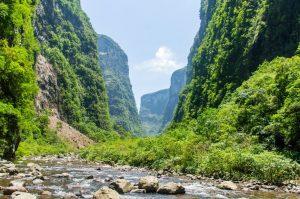 Cânion Itaimbezinho trilha do Rio do Boi