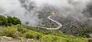Viajar de Moto para Bolívia - estradas com muitas curvas