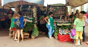 Mercado Ver-o-Peso em Belém do Pará: Produtos naturais para uso pessoal
